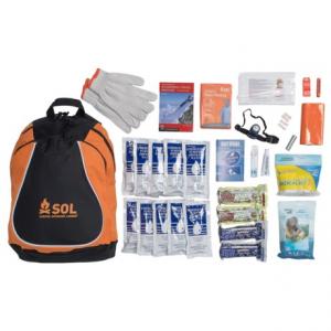 Image of Adventure(R) Medical Kits Sol Urban Survivor Kit - 72-Hour, 1-Person