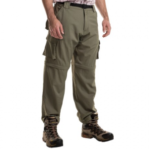 Image of Dakota Grizzly Parker Convertible Cargo Pants (For Men)