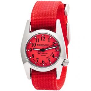 Image of Bertucci M1-T ProColor Titanium Watch - DX3(R) Nylon Strap (For Women)