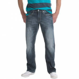 Image of Buffalo King-X Basic Slim Bootcut Jeans (For Men)