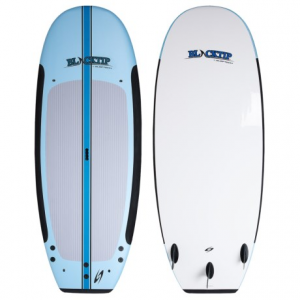 surftech blacktip wide stand-up paddle board with paddle - 8?- Save 41% Off - CLOSEOUTS . Surftechand#39;s Blacktip stand-up paddle board (SUP) is built with the beginner in mind, with a wide, efficient shape that makes it stable and easy to paddle. The core is reinforced with wooden stringers for durability, and the included aluminum paddle is adjustable. Available Colors: BLUE.