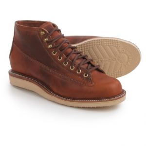 Image of Chippewa 1958 Original Utility Boots - Leather (For Men)
