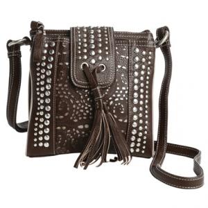 Image of Bandana by American West Mesa Organized Crossbody Bag