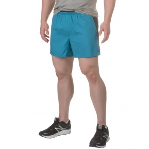 the north face better than naked 5? shorts - built-in brief (for men)- Save 36% Off - CLOSEOUTS . Go the distance in The North Face Better than Naked shorts. Stretch mesh side panels in these lightweight, woven shorts provide increased airflow and ventilation, and FlashDryand#174; technology in the attached knit brief offers moisture control where you need it most, for a cool, comfortable fit. Available Colors: CLIMBING IVY GREEN/DUCK GREEN, BANFF BLUE/TNF BLACK. Sizes: L, M, S, XL.