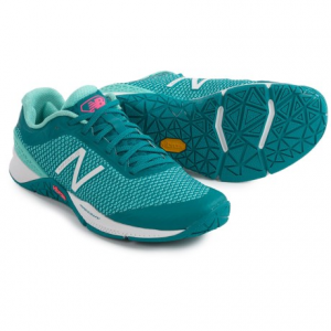 new balance minimus wx40 cross-training shoes (for women)- Save 49% Off - CLOSEOUTS . From cardio dance class to kickboxing to warm-up jogs, New Balanceand#39;s Minimus WX40 cross-training shoes will be your worthy companions. The superlight design boasts responsive-cushion Rapid Rebound midsole for the runners and a REVliteand#174; heel for added stability during lifting. Available Colors: GREEN/GREEN, AQUARIUS/TEAL. Sizes: 5, 5.5, 6, 6.5, 7, 7.5, 8, 8.5, 9, 9.5, 10, 10.5, 11, 12.