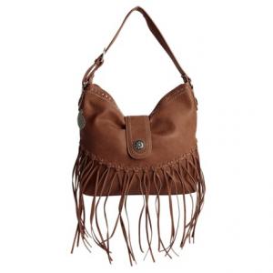Image of Bandana by American West Rio Rancho Hobo Shoulder Bag