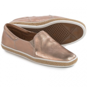 Image of Aerosoles Fun Fact Shoes - Leather, Slip-Ons (For Women)
