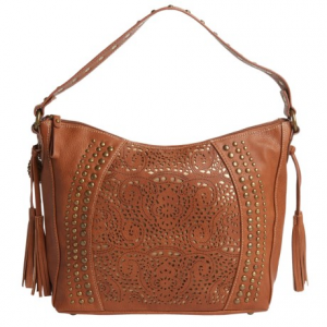 Image of Bandana by American West Mesa Slouch Shoulder Bag