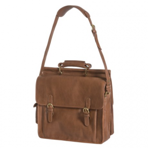 Image of Scully Leather Briefcase