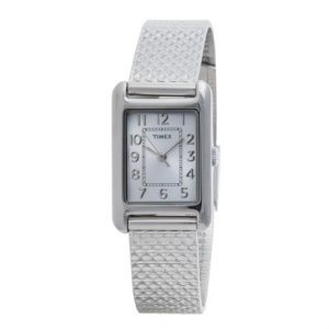 Image of Timex Style Elevated Watch - Stainless Steel Bracelet (For Women)