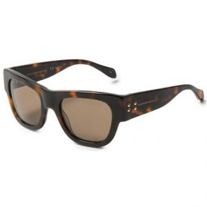 Image of Alexander McQueen Mod Wayfarer Sunglasses (For Women)