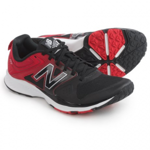 new balance mx777 cross-training shoes (for men)- Save 49% Off - CLOSEOUTS . New Balance MX777 cross-training shoes are ideal for weight lifting, high-intensity interval training and fitness classes. A molded insert offers flexibility and grip for pivoting movements, and the lugged outsole keeps you confident in your footwork. Available Colors: BLUE/BLACK, BLACK/RED, BLACK. Sizes: 7, 7.5, 8, 8.5, 9, 9.5, 10, 10.5, 11, 11.5, 12, 12.5, 13, 14, 15, 16, 17, 18.