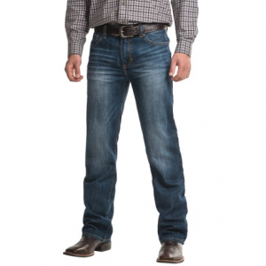 Image of Rock and Roll Cowboy Pistol Jeans - Low Rise, Regular Fit, Straight Leg Jean (For Men)