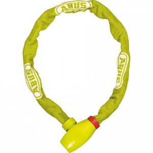 abus ugrip 585/75 chain lock- Save 37% Off - CLOSEOUTS . The Abus uGrip 585/75 chain lock secures your bike with a 5mm hardened steel chain thatand#39;s light enough for easy transport. An innovative synthetic coating prevents damage to your bikeand#39;s frame. Available Colors: BLUE, GREY, LIME.