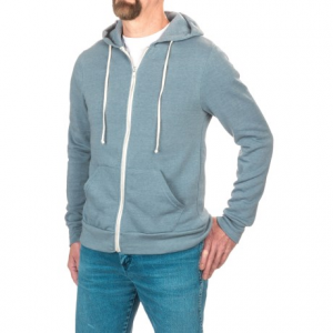 Image of Alternative Apparel Rocky Eco-Fleece Hoodie (For Men)