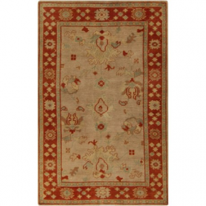 Image of Surya Haven Accent Rug - 2x3?, Hand-Knotted Wool