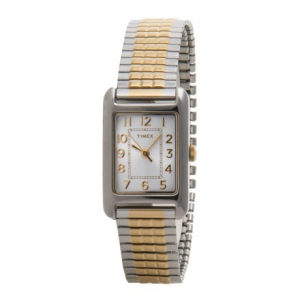 Image of Timex Style Classic Elevated Watch - Stainless Steel Bracelet (For Women)