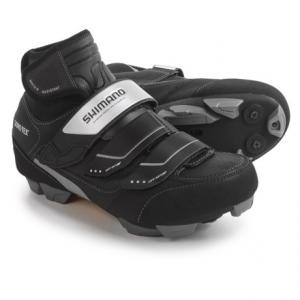 Image of Shimano SH-MW81 Gore-Tex(R) Mountain Bike Shoes - Waterproof, SPD (For Men and Women)