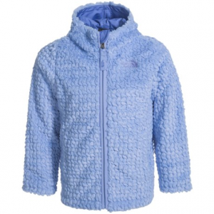Image of The North Face Laurel Fleece Hoodie (For Toddler Girls)