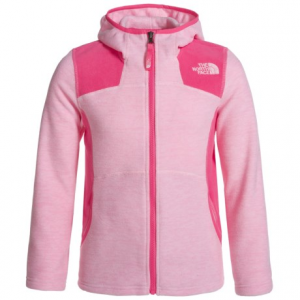 Image of The North Face Viva Fleece Hoodie - Full Zip (For Little and Big Girls)