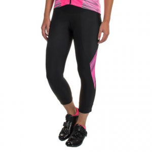 Image of Pearl Izumi SELECT Pursuit 3/4 Cycling Tights - UPF 50+ (For Women)
