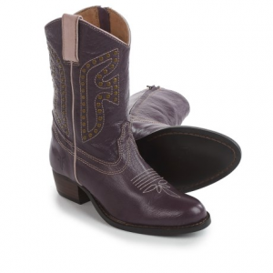 Image of Frye Small Frye Rodeo Cowboy Boots - Leather (For Little and Big Girls)