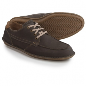 Image of Hush Puppies Arvid Roll Flex Shoes - Leather (For Men)