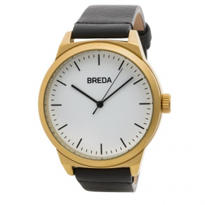 Image of Breda Rand Watch - Leather Strap (For Men)