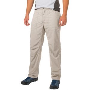 white sierra insect shield(r) bug-free base camp pants - upf 30 (for men)- Save 50% Off - CLOSEOUTS . Designed to keep you comfortable on epic outdoor adventures, White Sierraand#39;s Bug-Free Base Camp pants are made from fast-drying Sierra Trail fabric and boast mesh venting at the back knees for enhanced airflow. Built-in UPF 30 protects from harmful UV rays, and Insect Shieldand#174; technology keeps you bug-free and comfortable. Available Colors: BARK, SAND. Sizes: M, L, XL, 2XL, S.