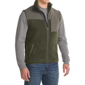 Image of ToadandCo Brickland Fleece Vest - Full Zip (For Men)