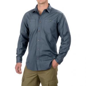 Image of Filson Buckhorn Field Shirt - Cotton, Long Sleeve (For Men and Big Men)