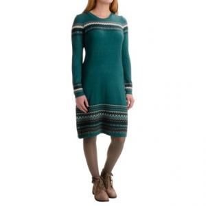 Image of Aventura Clothing Janine Sweater Dress - Long Sleeve (For Women)