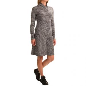 Image of Aventura Clothing Maeve Space-Dye Dress - Long Sleeve (For Women)