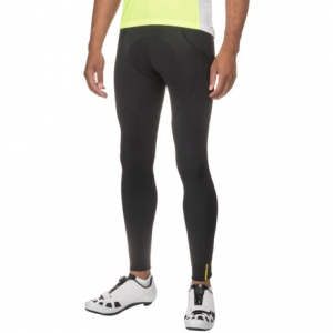 mavic aksium thermo cycling tights (for men)- Save 49% Off - CLOSEOUTS . The ultimate for cold-riding comfort, Mavicand#39;s Aksium Thermo cycling tights are constructed with warm, fleece-backed fabric and boast an integrated Ergo 3D Endurance chamois to reduce soreness and pressure from the seat. Available Colors: BLACK. Sizes: S, M, L, XL, 2XL.