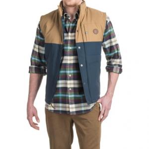 Image of HippyTree Burro Vest - Flannel Lined (For Men)