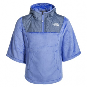 Image of The North Face Oso Fleece Poncho (For Little and Big Girls)