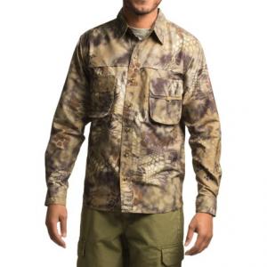 Image of Kryptek Adventure Shirt - UPF 30+, Long Sleeve (For Men)