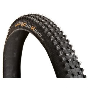 continental mud king fold protection + mountain bike tire - 26x1.8- Save 57% Off - Overstock . The Continental Mud King Fold ProTection + mountain bike tire proves you donand#39;t have to sacrifice traction for less rolling resistance. Continentaland#39;s BlackChili Compound tread helps it shed moisture and mud, and a ProTection insert provides puncture protection. Available Colors: SEE PHOTO.
