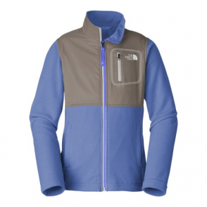 Image of The North Face Glacier Track Jacket (For Little and Big Girls)
