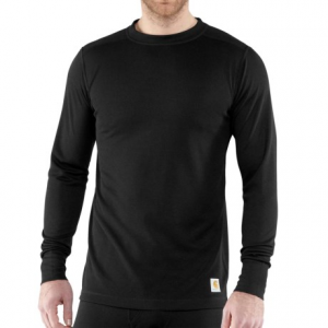Image of Carhartt Base Force(R) Cold-Weather Thermal Shirt - Long Sleeve, Factory Seconds (For Men)