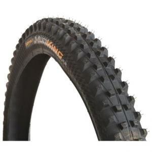 continental mud king apex dual ply + blackchili mountain bike tire - wire bead, 26x2.3- Save 52% Off - Continental Mud King Apex Dual Ply + BlackChili Mountain Bike Tire - Wire Bead, 26x2.3         Overstock . The Continental Mud King Apex Dual Ply + BlackChili mountain bike tire has an aggressive tread design that excels on wet dirt and deep muds. The BlackChili Compound rubber mixture improves rolling resistance, and Apex technology stabilizes and reinforces the tireand#39;s sidewalls. Available Colors: SEE PHOTO.