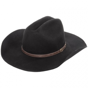 Image of Brooklyn Hat Co. Cowboy Hat - Wool Felt (For Men)