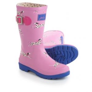 Image of Joules Bon Bon Dalmatian Rain Boots - Waterproof (For Little and Big Girls)