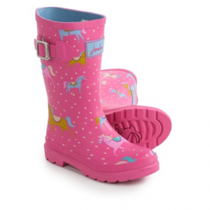 Image of Joules Pony Rain Boots - Waterproof (For Little and Big Girls)