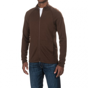 Image of Ibex Northwest Shirt- Merino Wool, Full Zip (For Men)