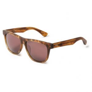 Image of Filtrate Calloway Raw Wayfarer Sunglasses