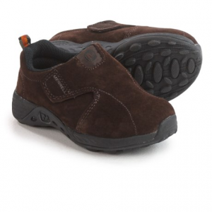 Image of Merrell Jungle Moc Sport AC Shoes - Suede (For Little Kids)