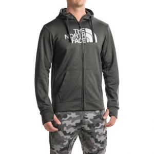 Image of The North Face Surgent Half Dome Hoodie - Zip Front (For Men)