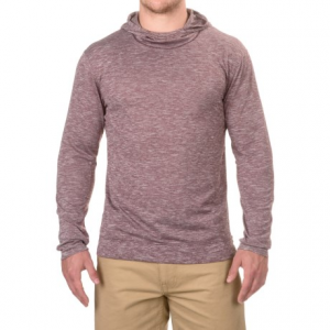 white sierra insect shield(r) base camp hoodie shirt - long sleeve (for men)- Save 50% Off - CLOSEOUTS . Extremely comfortable in hot weather, White Sierraand#39;s Insect Shieldand#174; Base Camp hoodie is made from lightweight mesh fabric to promote air circulation and treated with Insect Shieldand#174; to keep the bugs away. Available Colors: HEATHER GRAY, NAVY II, REDWOOD. Sizes: S, M, L, XL, 2XL.