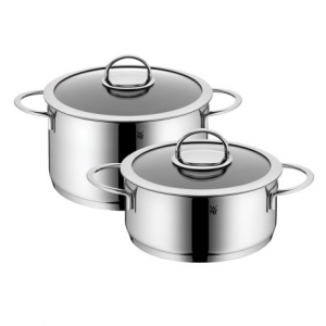 wmf vignola nonstick cookware set - 4-piece- Save 68% Off - Overstock . Boldly explore the world of stews, soups, chili and chowder using WMFand#39;s Vignola cookware set, including two lidded stainless steel pots with three-layer, nonstick coating for easy clean-up. Available Colors: SEE PHOTO.